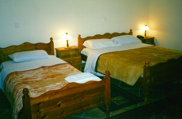 Τρίκλινο δωμάτιο