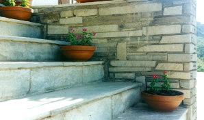 Σκαλιά εισόδου